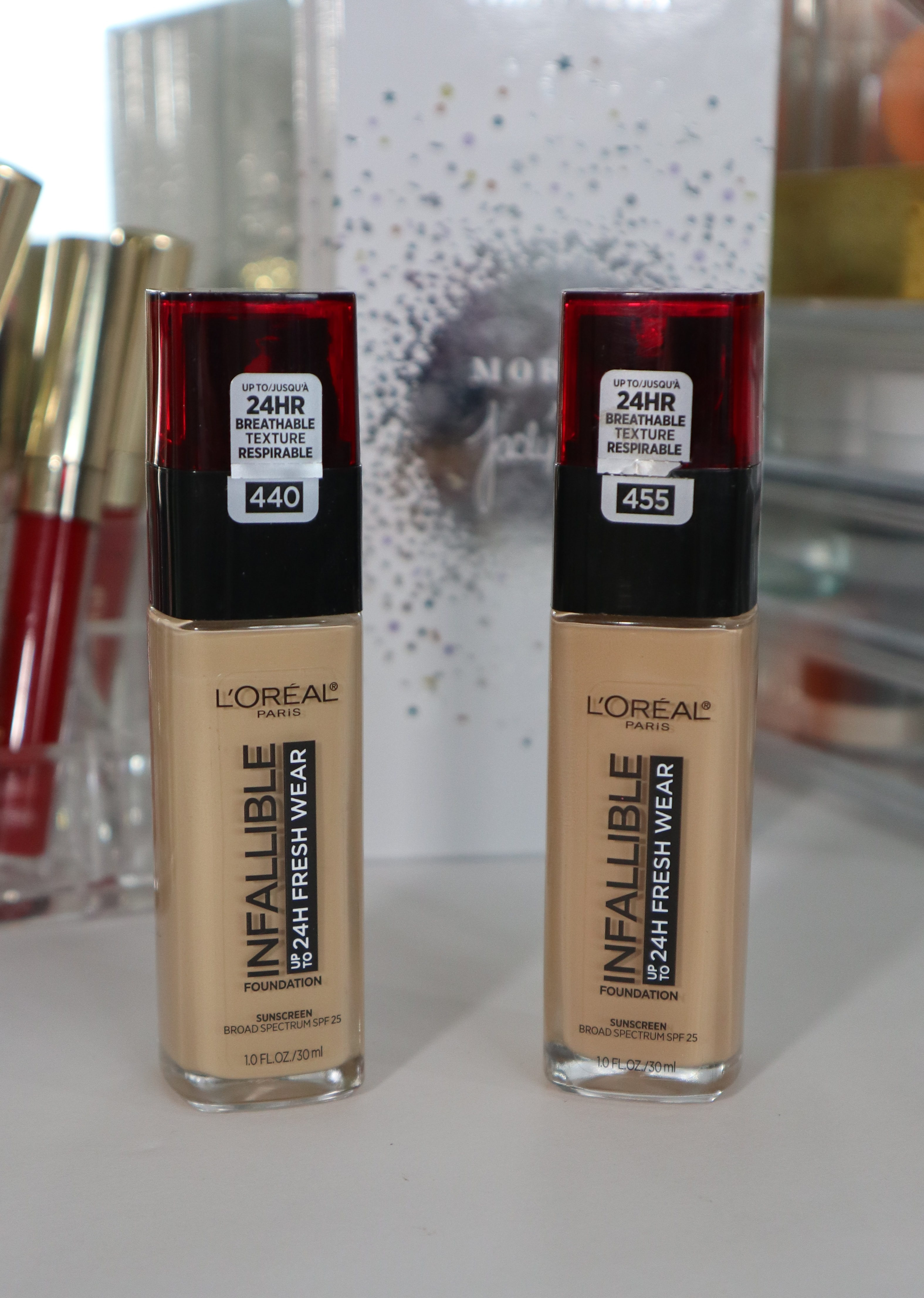 Foundation Review L Oreal Fresh Wear Review Loessindiaries